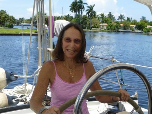 Pam at helm 2 6.13